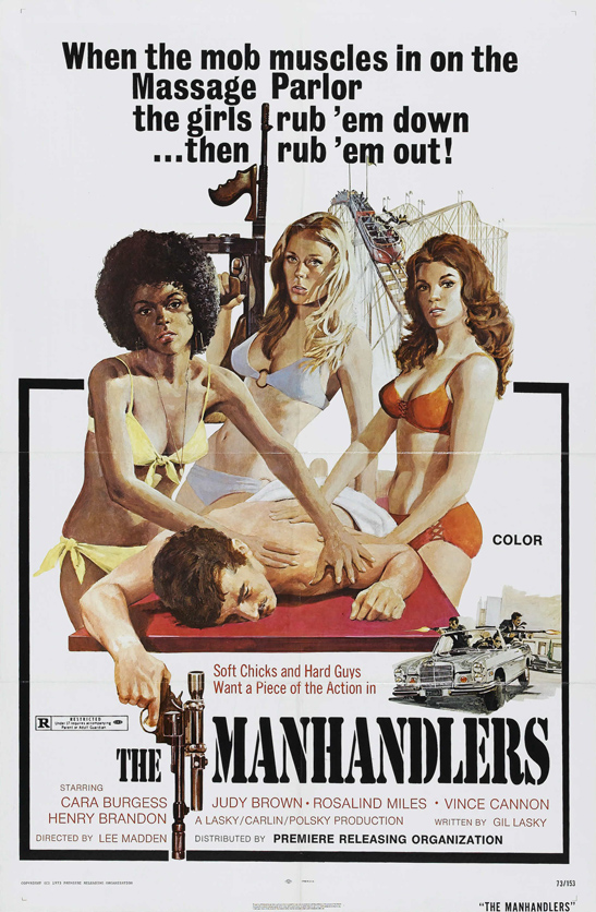 SassyFlix | The Manhandlers