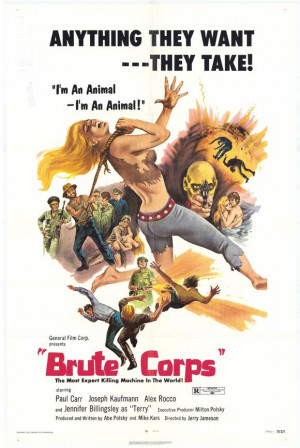 SassyFlix | Brute Corps