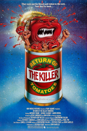 SassyFlix | Return of the Killer Tomatoes!