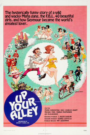 SassyFlix | Up Your Alley