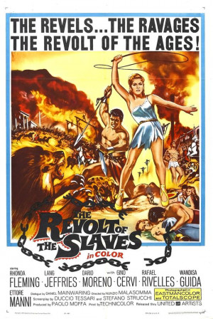SassyFlix | Revolt of the Slaves