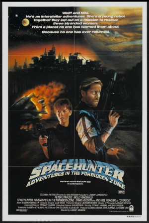 SassyFlix | Spacehunter: Adventures in the Forbidden Zone