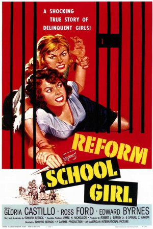 SassyFlix | Reform School Girl (1957)