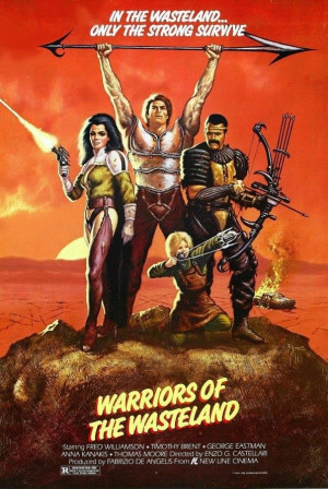 SassyFlix | The New Barbarians: Warriors of the Wasteland
