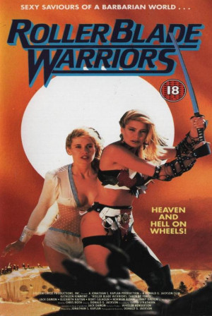 SassyFlix | Roller Blade Warriors: Taken by Force
