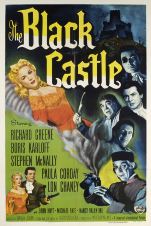 SassyFlix | The Black Castle