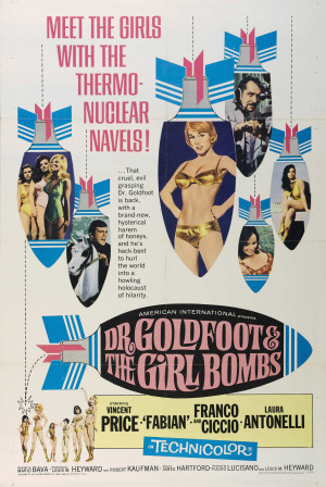SassyFlix   Dr. Goldfoot and the Girl Bombs