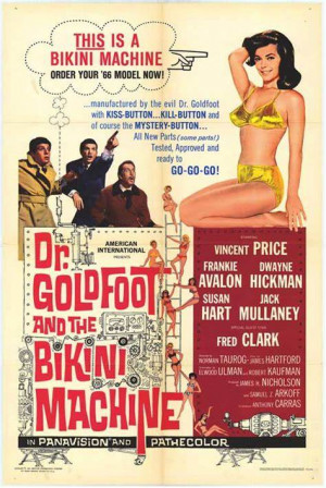 SassyFlix | Dr. Goldfoot and the Bikini Machine