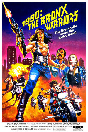 SassyFlix | 1990: The Bronx Warriors