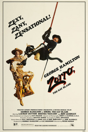 SassyFlix | Zorro: The Gay Blade