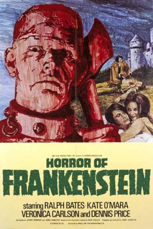 SassyFlix | The Horror of Frankenstein