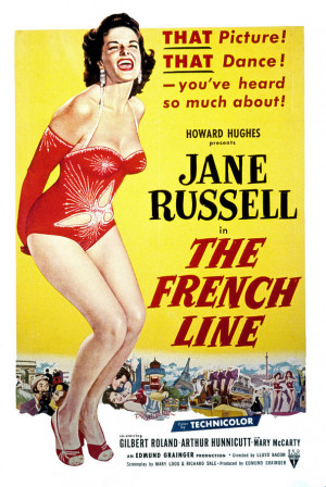 SassyFlix | The French Line