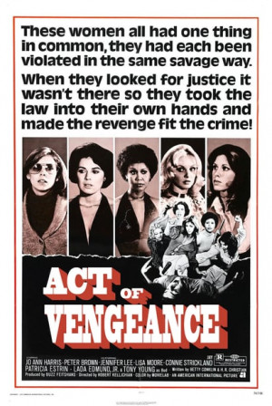 SassyFlix | Act of Vengeance