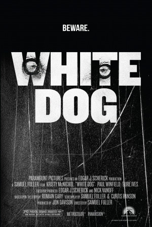 SassyFlix | White Dog