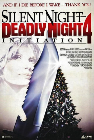 SassyFlix | Silent Night Deadly Night 4: Initiation
