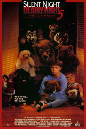 SassyFlix | Silent Night, Deadly Night 5: The Toy Maker