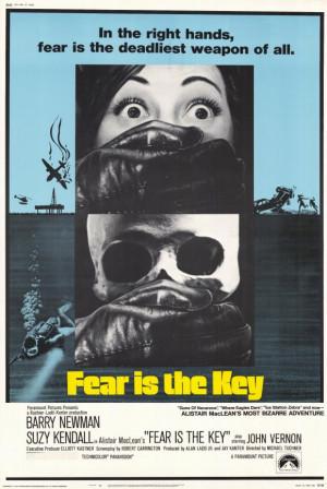 SassyFlix | Fear Is the Key