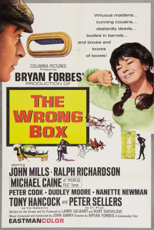 SassyFlix | The Wrong Box