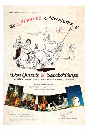 SassyFlix | The Amorous Adventures of Don Quixote and Sancho Panza
