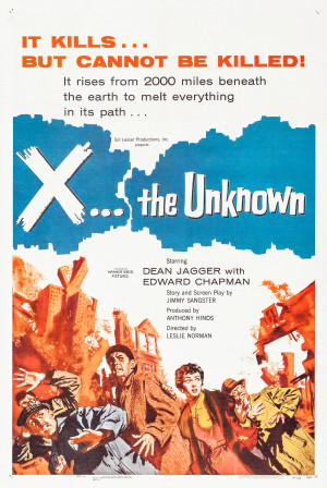 SassyFlix | X: The Unknown