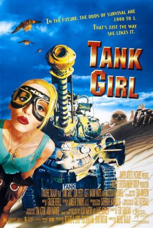 SassyFlix | Tank Girl