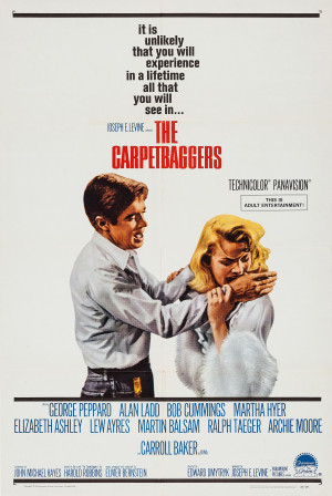 SassyFlix | The Carpetbaggers