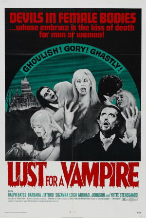 SassyFlix | Lust for a Vampire