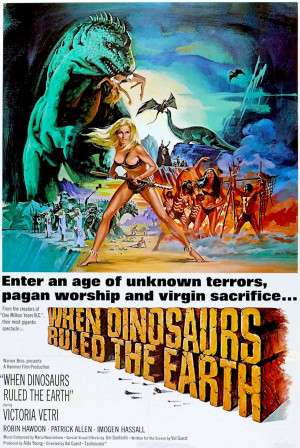SassyFlix | When Dinosaurs Ruled the Earth