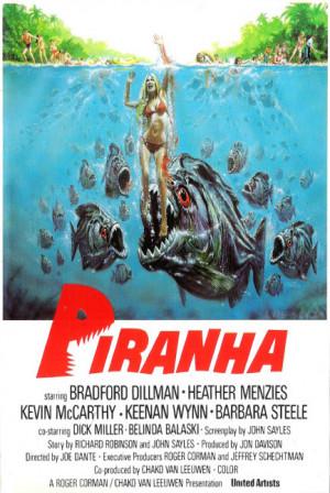 SassyFlix | Piranha