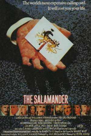 SassyFlix | The Salamander