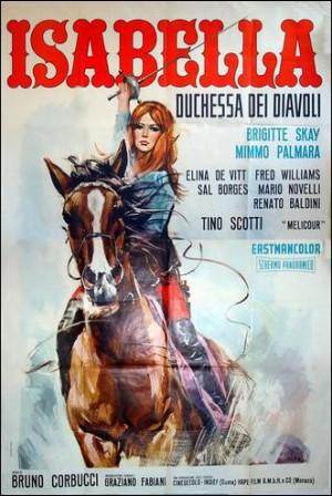 SassyFlix | Isabella, duchessa dei diavoli