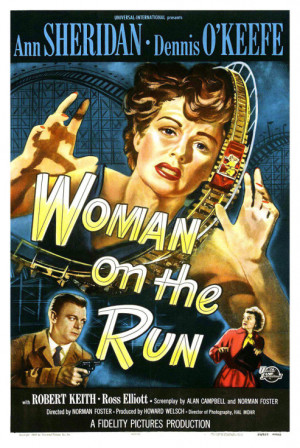SassyFlix | Woman on the Run