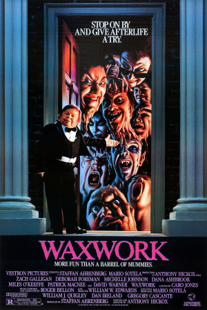 SassyFlix | Waxwork