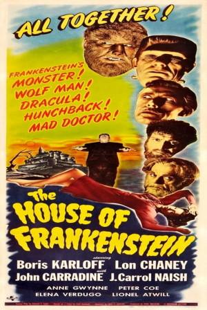 SassyFlix | House of Frankenstein