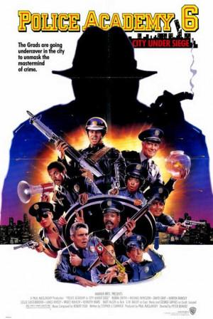 SassyFlix   Police Academy 6: City Under Siege
