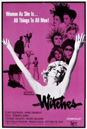 SassyFlix | The Witches