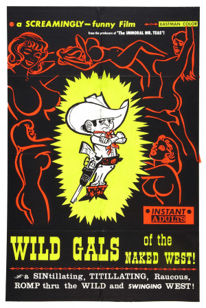SassyFlix | Wild Gals of the Naked West