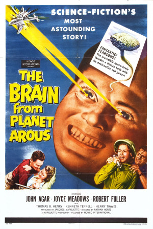 SassyFlix | The Brain from Planet Arous