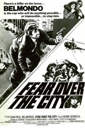 SassyFlix | Fear Over the City