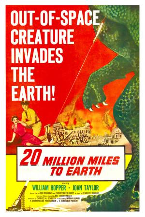 SassyFlix | 20 Million Miles to Earth
