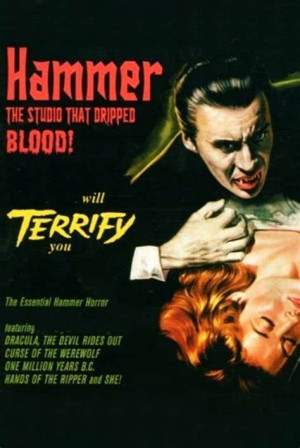 SassyFlix | Hammer: The Studio That Dripped Blood