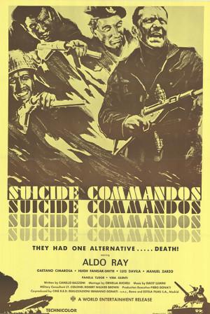 SassyFlix | Suicide Commandos