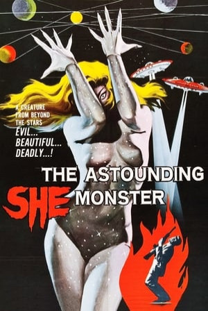 SassyFlix | The Astounding She-Monster