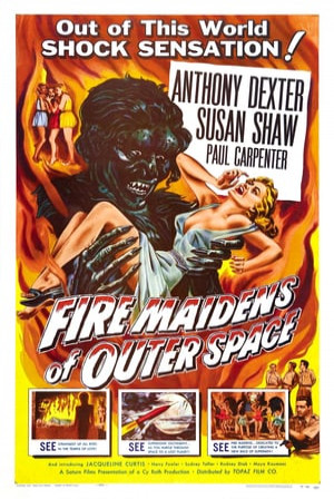 SassyFlix | Fire Maidens of Outer Space