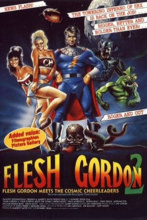 SassyFlix   Flesh Gordon meets the Cosmic Cheerleaders