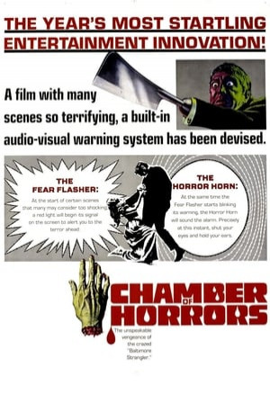 SassyFlix | Chamber of Horrors