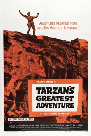 SassyFlix | Tarzan's Greatest Adventure
