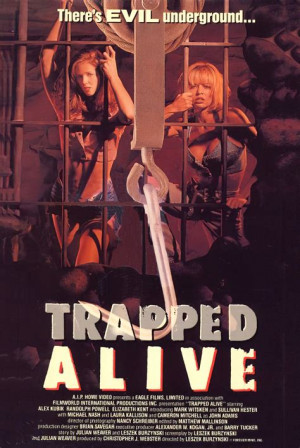 SassyFlix | Trapped Alive