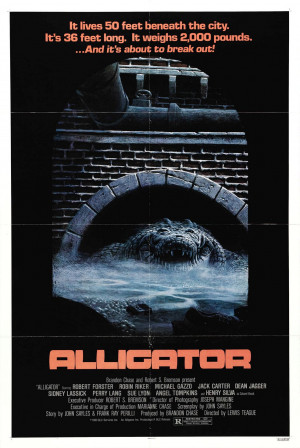 SassyFlix | Alligator