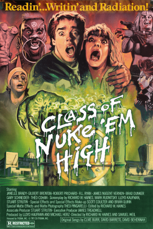 SassyFlix | Class of Nuke 'Em High
